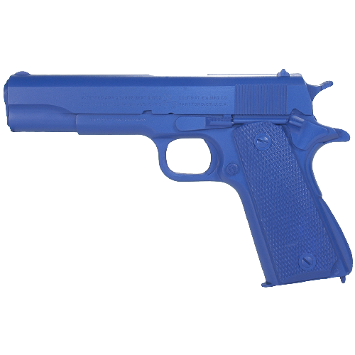 Blue Training Guns - Colt 1911 Pistol