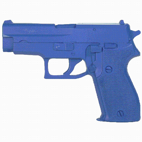Blue Training Guns - Sig Sauer P225