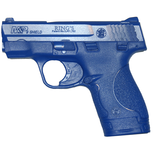 Blue Training Guns - Smith & Wesson M&P Shield