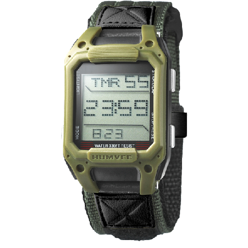 Humvee Recon Watch