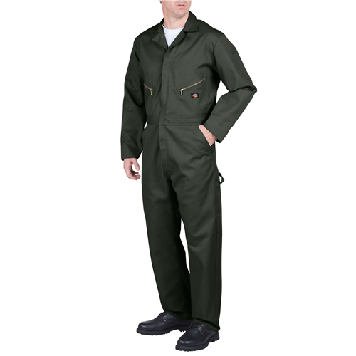 Deluxe Blended Coverall