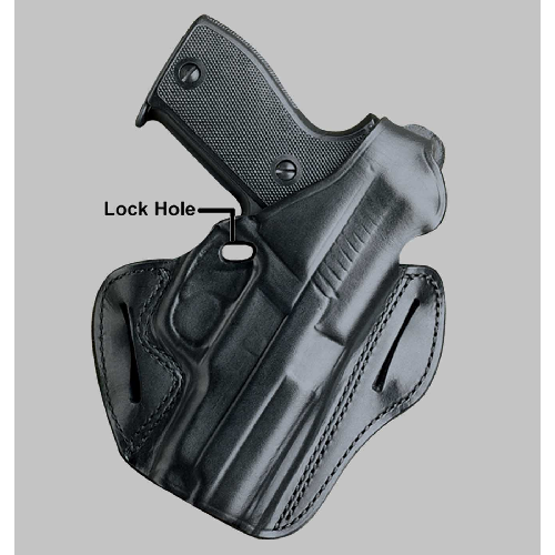 F.A.M.S. With Lock Hole Belt Holster