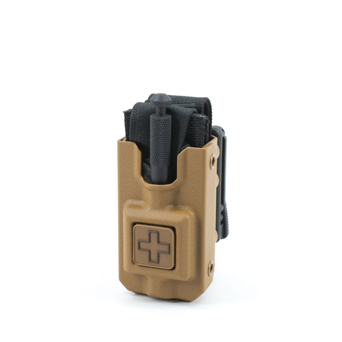 RIGID TQ Case for SOFTT/SOFTT-W, Cross Front, MOLLE (Malice Clip)