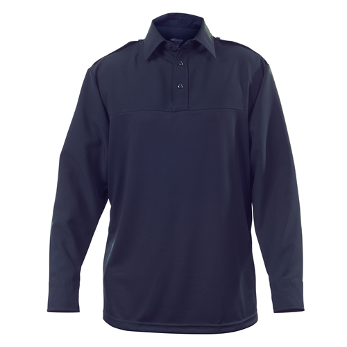 Mens Navy, UV1 Undervest Long Sleeve Shirt