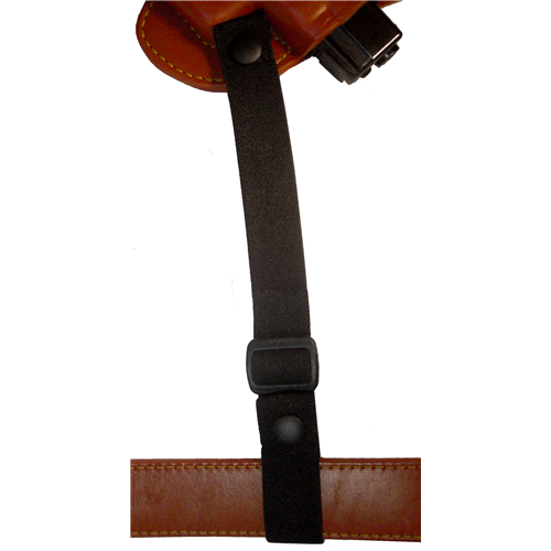 SHOULDER HOLSTER TIE DOWN