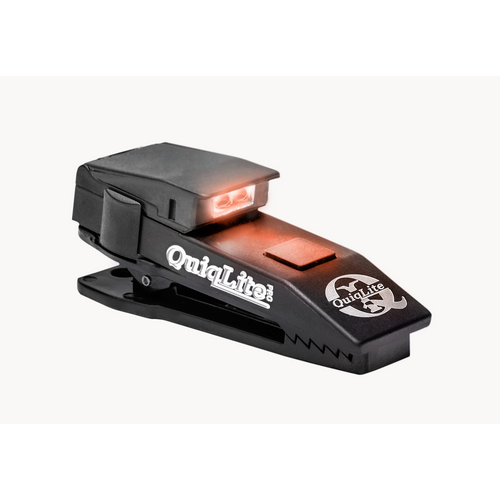 QuiqLitePro Hands Free Pocket Concealable Flashlight
