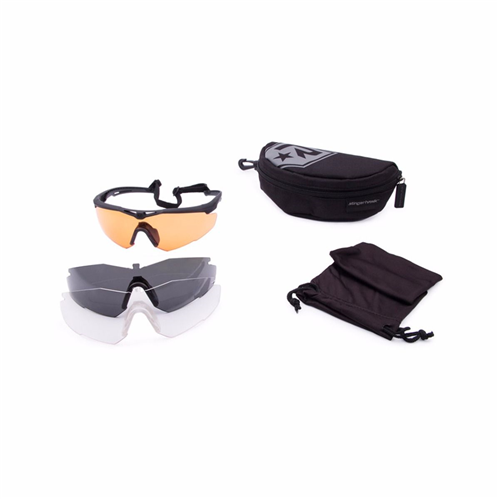 StingerHawk Eyewear Deluxe Shooters Kit