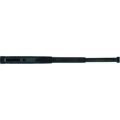 Small Collapsible Baton Black includes Hand Sheath
