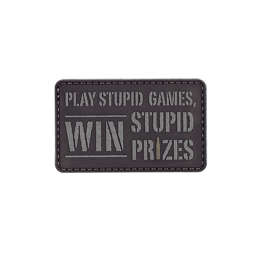 MORALE PATCH, STUPID GAMES