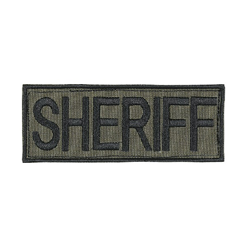 Law Enforcement Patches