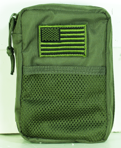 Enlarged BDU Wallet