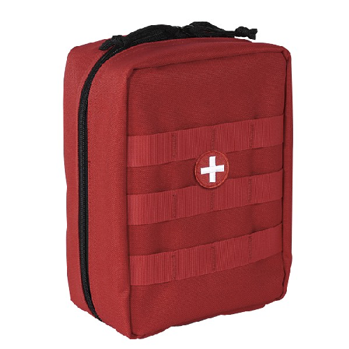 Enlarged EMT Pouch