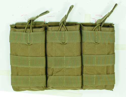 M4/M16 Open Top Mag Pouch w/ Bungee System