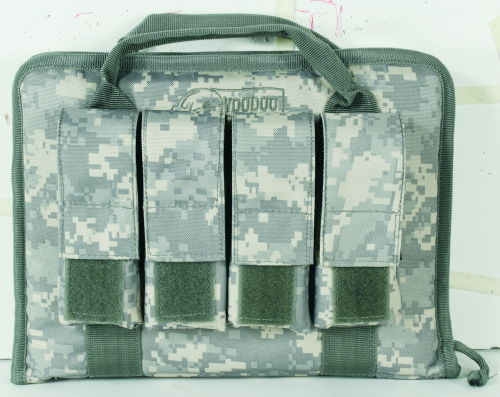 Pistol Case with Mag Pouches
