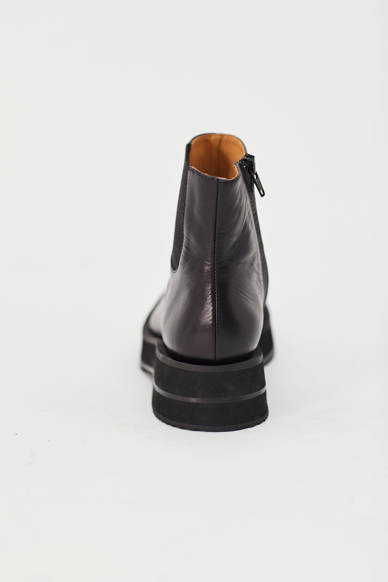 Square Front Boot