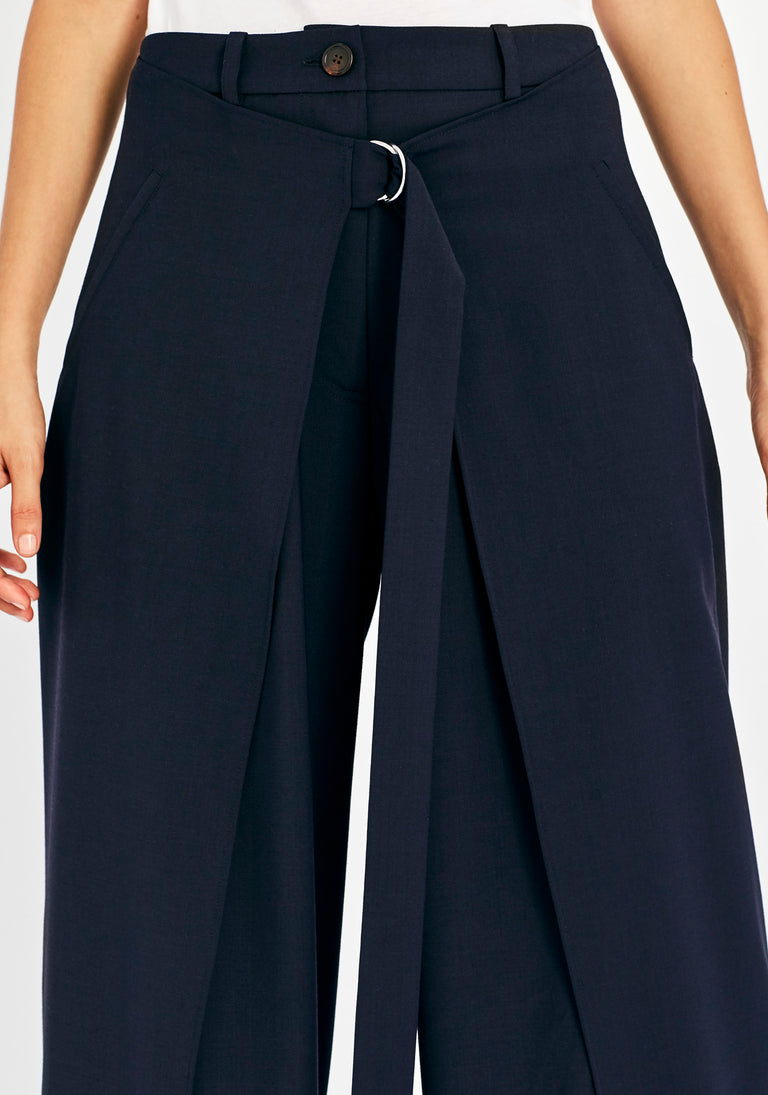 Wrap Trousers