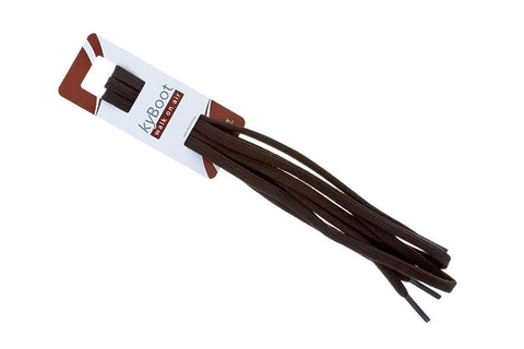 Shoelaces brown - for Bern Chocolate