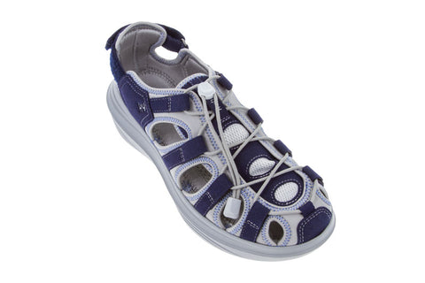 kybun trial shoe Interlaken Navy