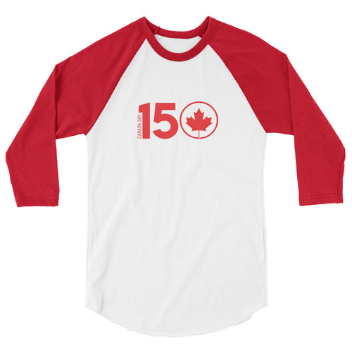 150 Years - 3/4 sleeve raglan shirt