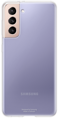 Clear Cover S21+