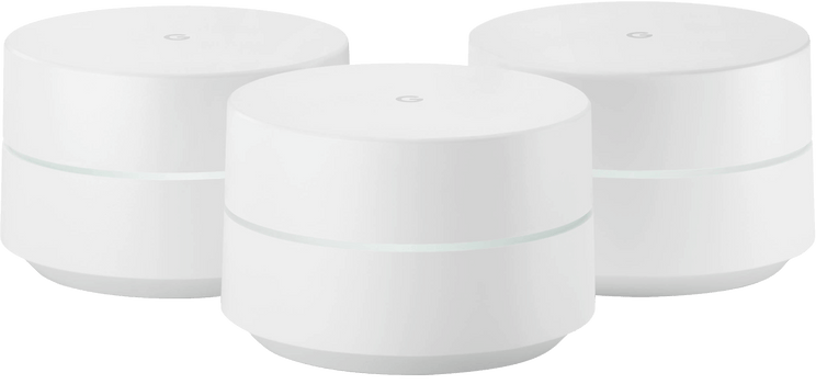 Google Wifi 3 pack