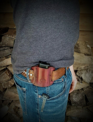 The Lonewoodsman Single Magazine Belt Holseter
