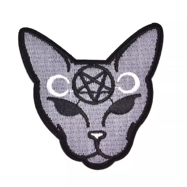 Pentagram cat patch