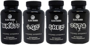 New Black Mamba Products