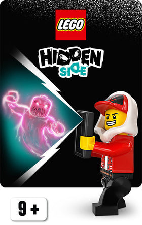 LEGO Hidden Side kategoria