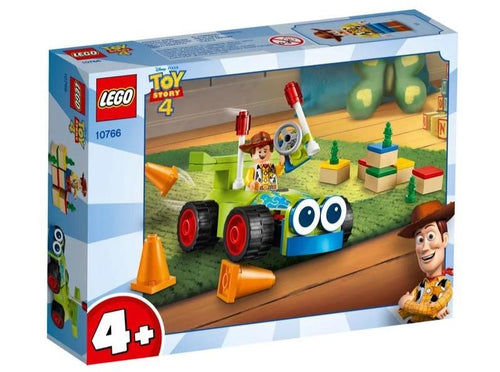 LEGO Toy Story 4 10766 Woody ja RC