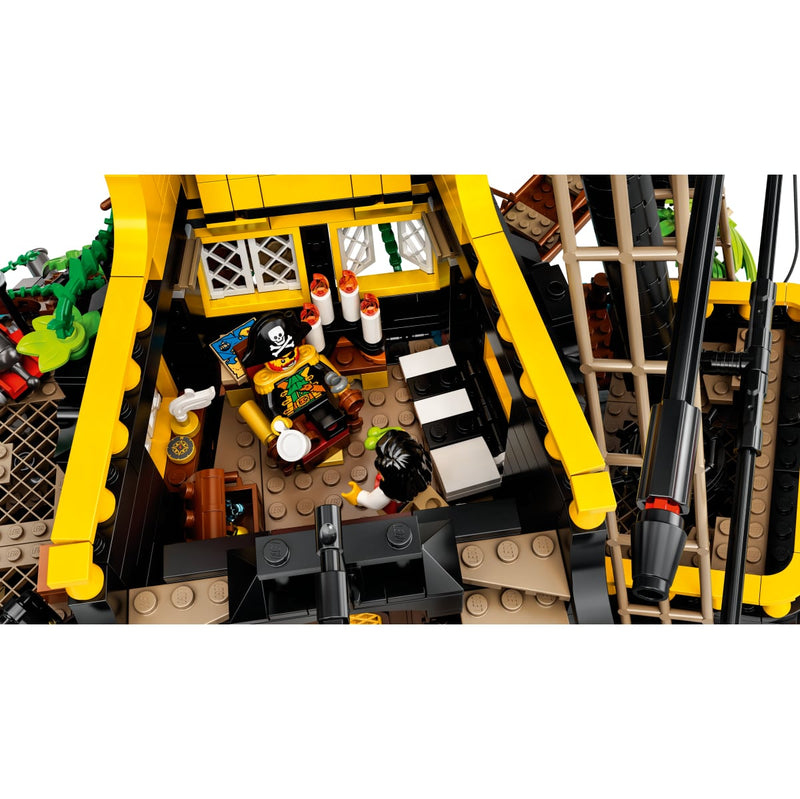 LEGO Exclusives 21322 Barracuda Bayn merirosvot