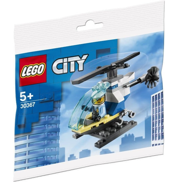 LEGO City 30367 Police helicopter polybag