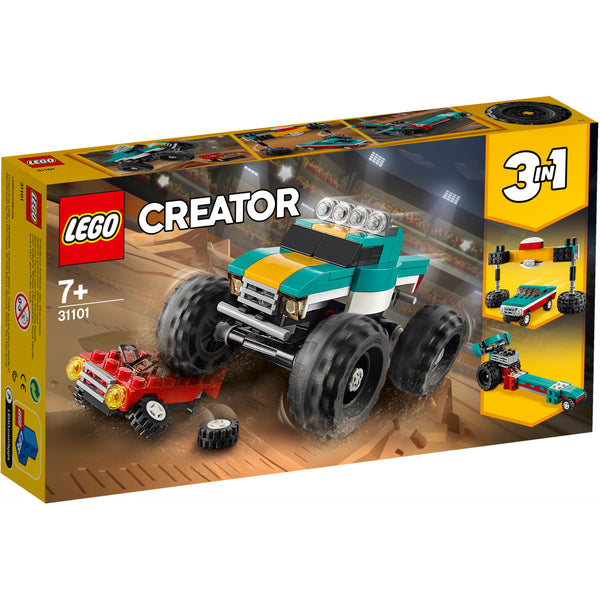 LEGO Creator 31101 Monsteriauto