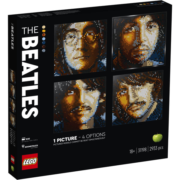 LEGO Mosaiikki 31198 The Beatles