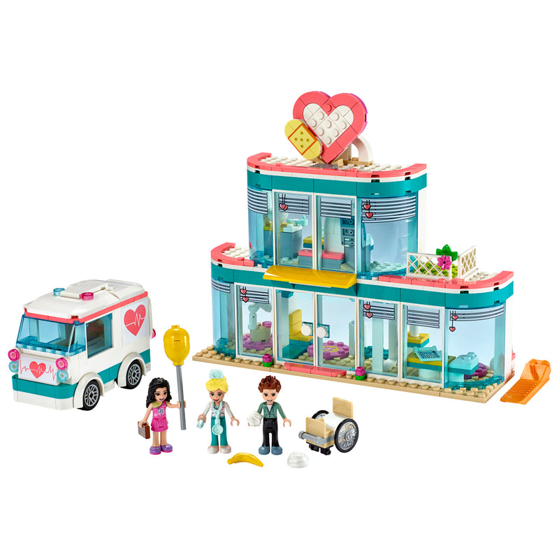 LEGO Friends 41394 Heartlake Cityn sairaala