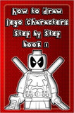 LEGO - How to draw lego characters