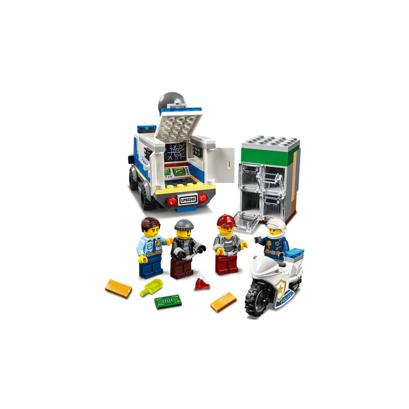 LEGO City 60245 Ryöstö monsteriautolla