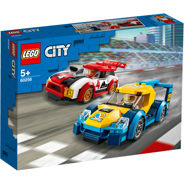 LEGO City 60256 Kilpurit