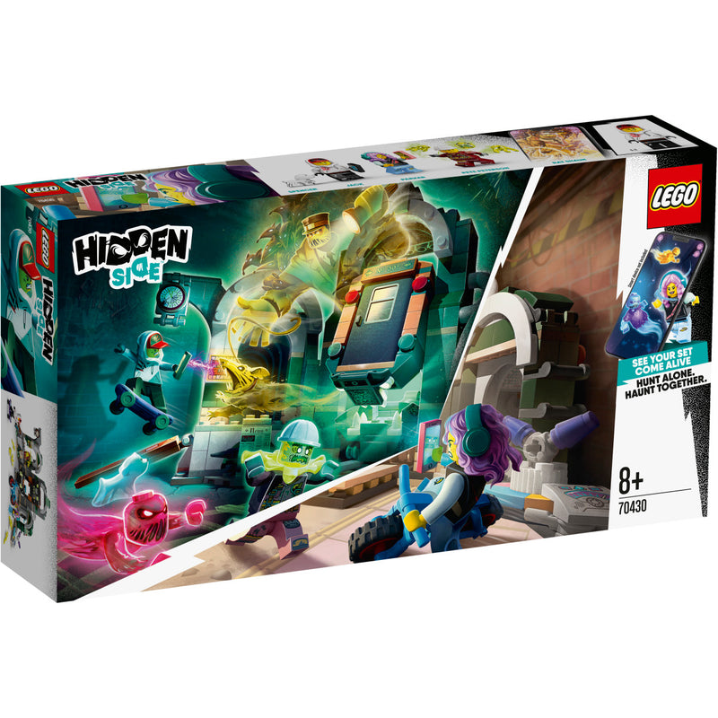 LEGO Hidden Side 70430 Newburyn metro