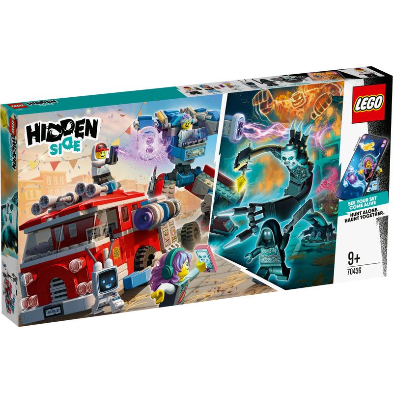 LEGO Hidden Side 70436 Aavepaloauto 3000