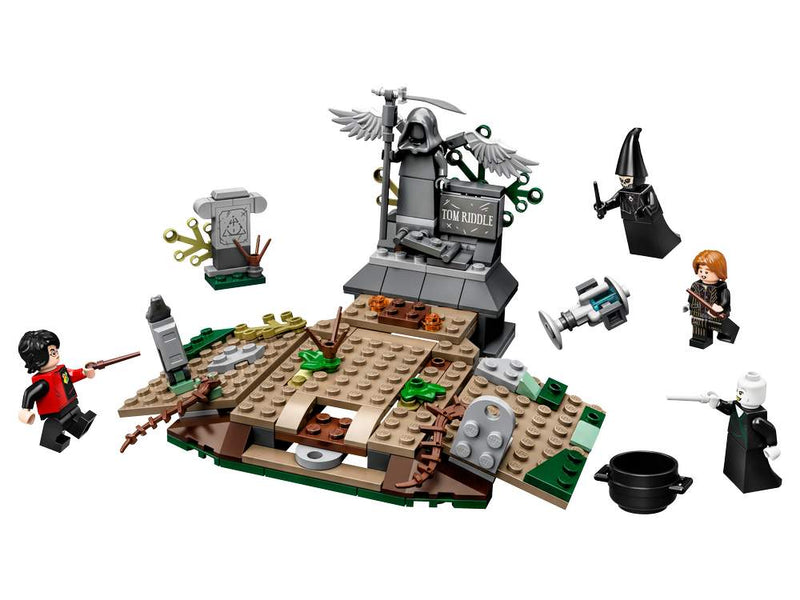 LEGO Harry Potter 75965 Voldemortin™ nousu