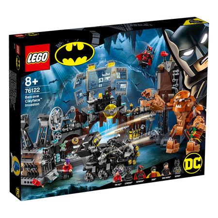 LEGO Super Heroes 76095 Aquaman™: Black Mantan™ isku