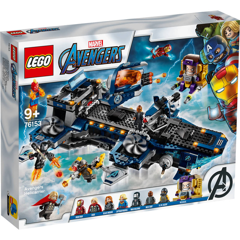 Marvel Avengers Movie 4 76153 Avengers Helialus