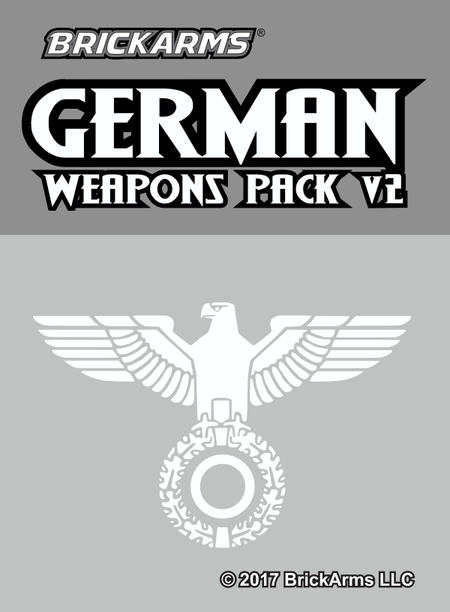 Brickarms Allies Weapons Pack v2