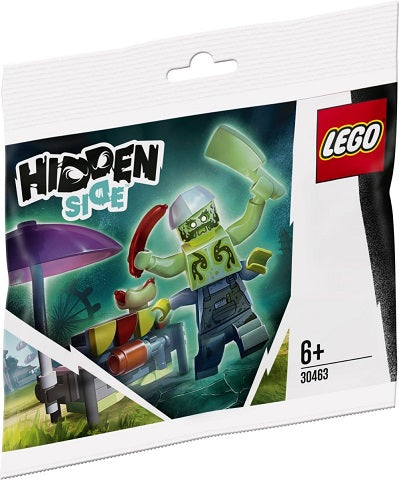 LEGO Hidden Side 30463 Kokki Enzon haamuhodarit