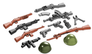 Brickarms Pacific Battle Pack Aseet