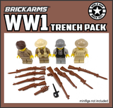 Brickarms WW1 Trench Pack Sotilaat