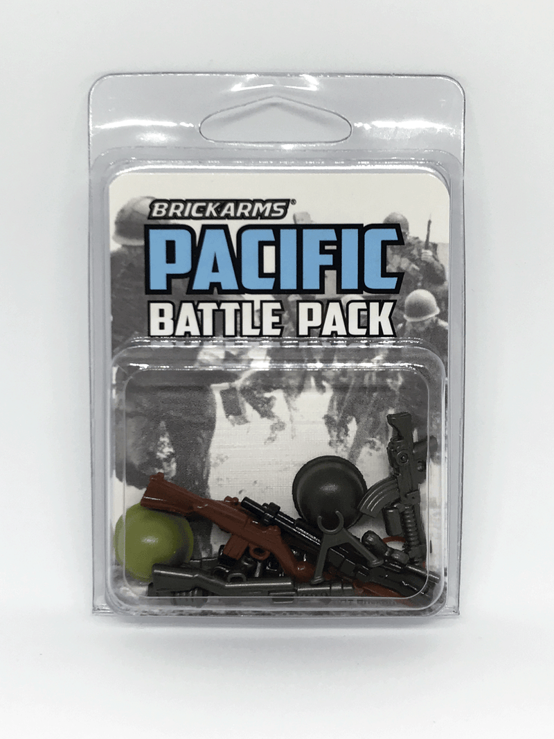 Brickarms Pacific Battle Pack
