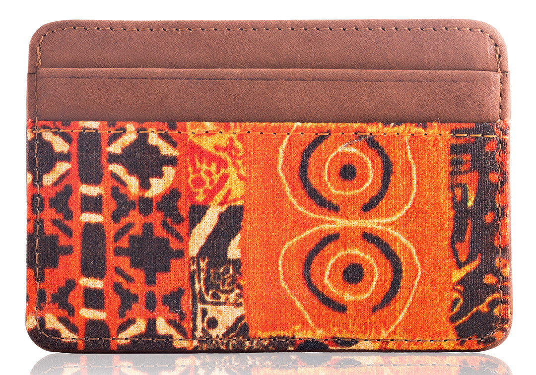 Carpe Diem Abstract - Card Holder