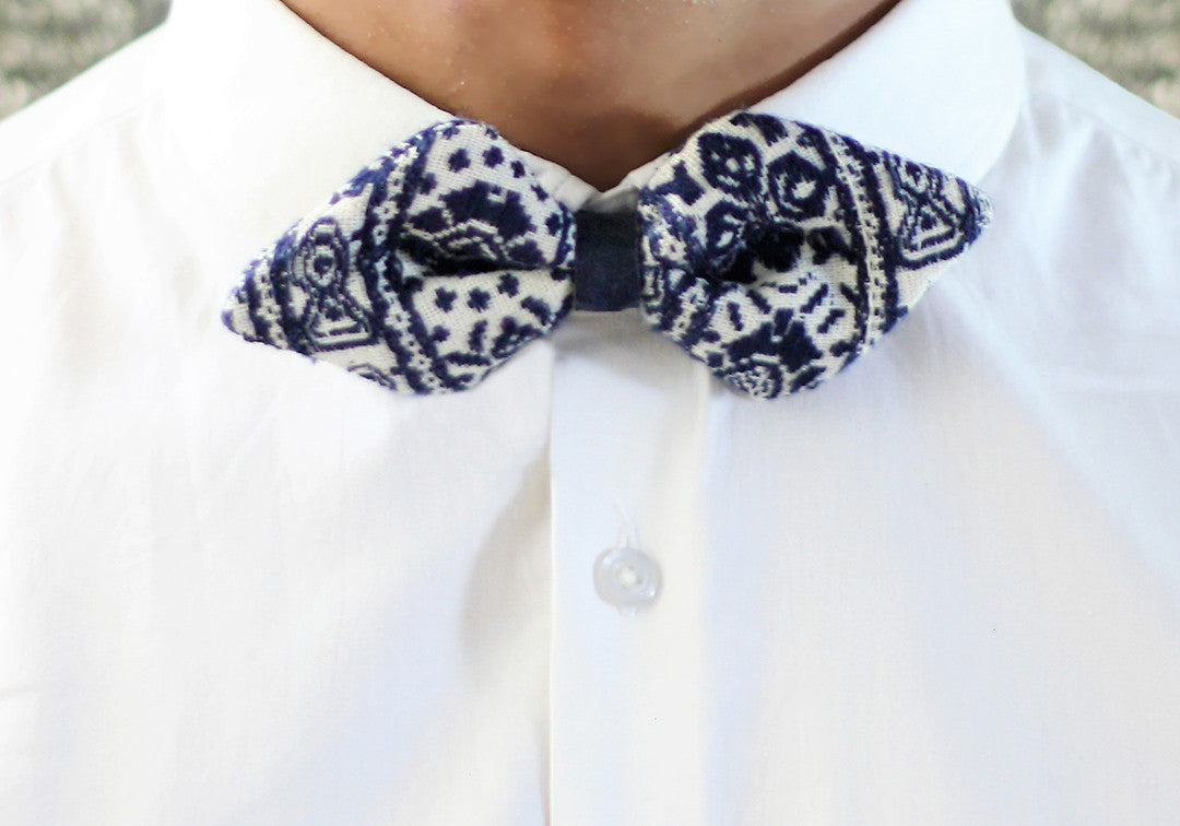 Heavenly Blues - Bow-Tie